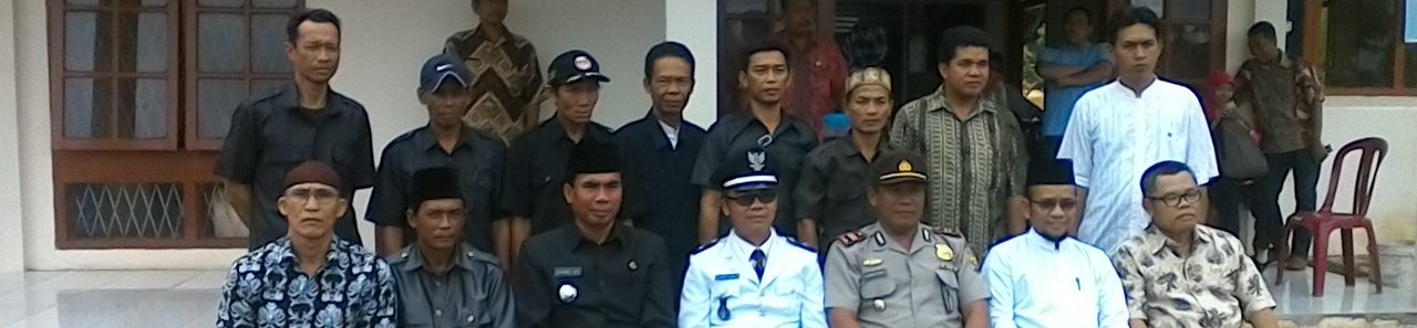 Situs Resmi Kecamatan Rantau Bayur